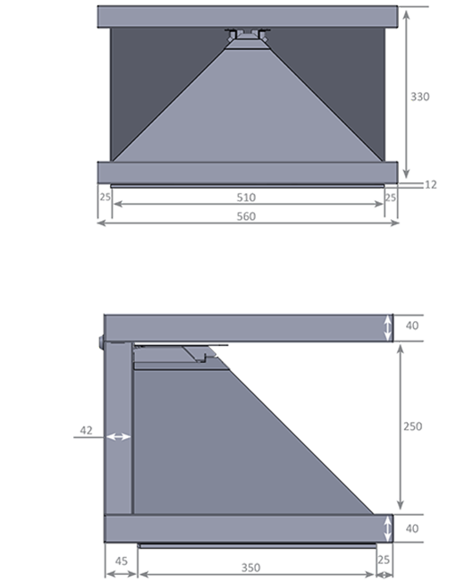 Holographic Display Diagram