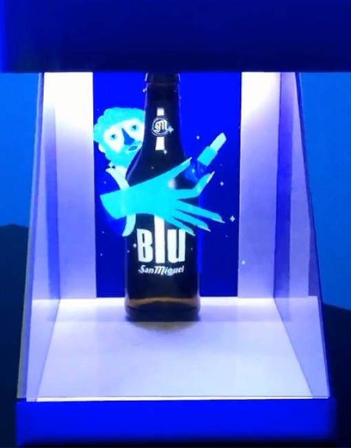Holographic Display (Marketing campaign)