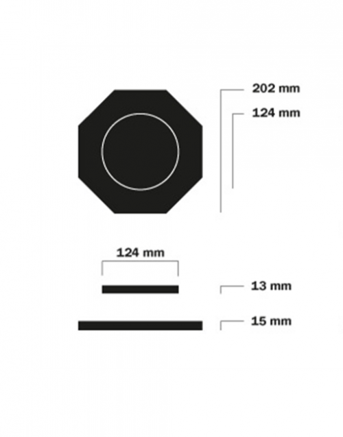 Optical Magnetic Base 1 KG