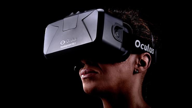 Oculus Virtual Reality technology