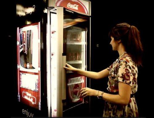 El refrigerador puede ser mucho más interactivo, mira lo que hizo Coca-Cola.