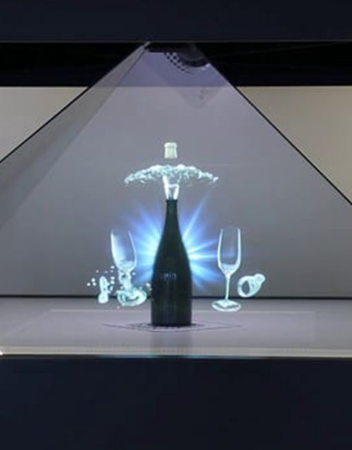 360 xxl holographic display