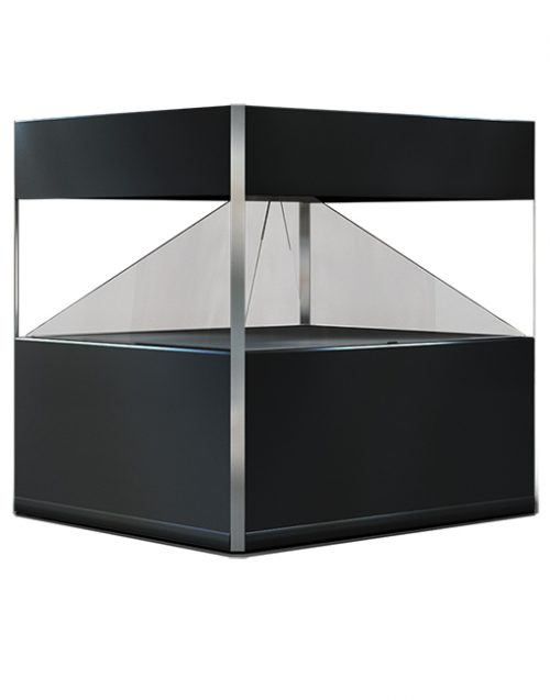 3d holographic display xxl
