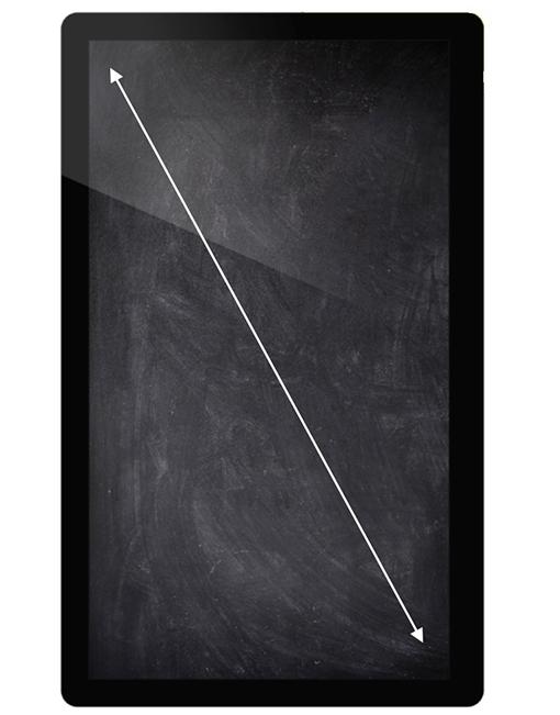 Smart Canvas screen