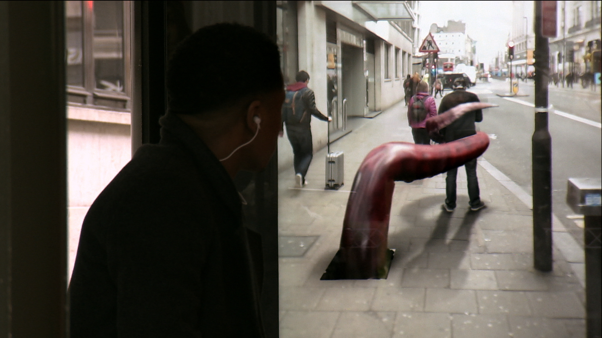Augmented Reality in London