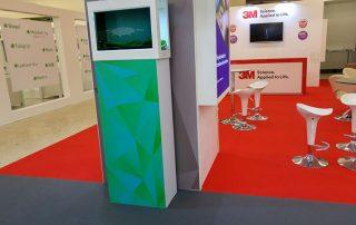 3M virtual On exhibition