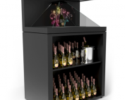 XL Holographic Display stand