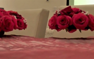 levitating flowers