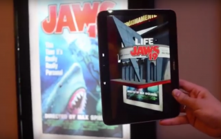Augmented Reality video content for Pepsi