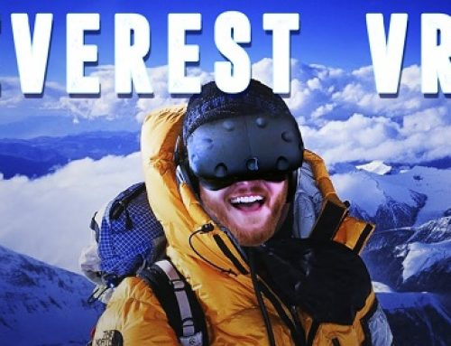 Climbing the Everest using Virtual Reality Video Content