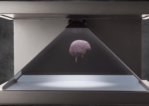 hologram brain