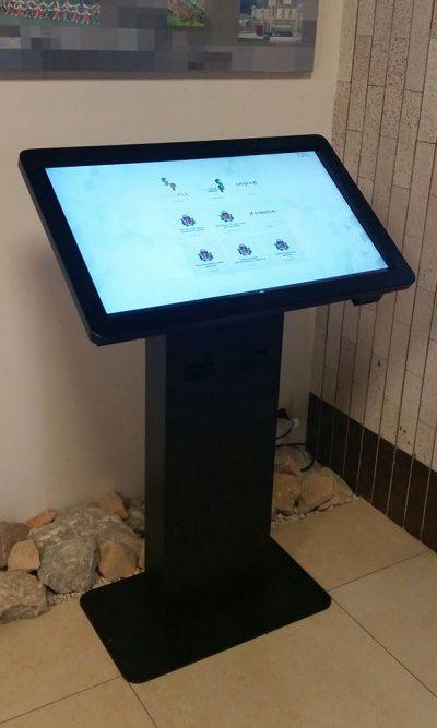 Indoor-kiosk