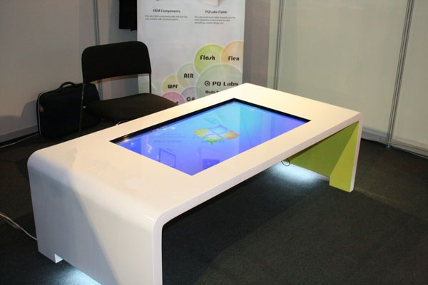 Multi-Touch-Media-Table-London