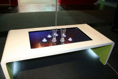 Multi touch table London UK