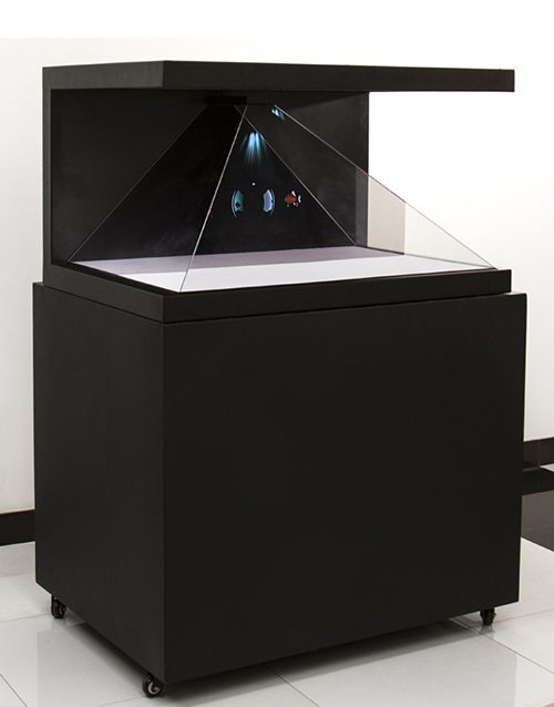 holographic display xl to hire in london uk