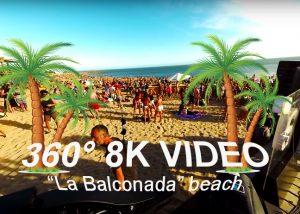 360 video 8k 3D