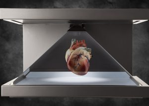 holographic Beating Heart Health care