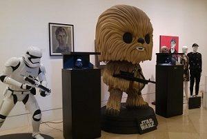 Disney-Dupont-swarovski-star-wars-hologram-levitation-event