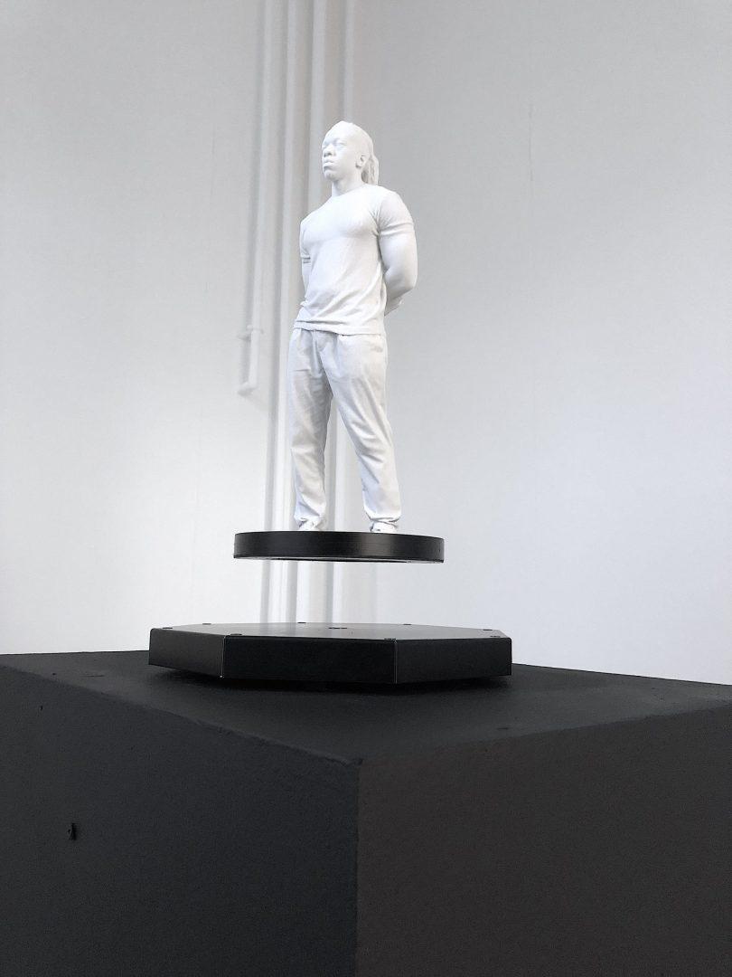 Levitation Art Figures London UK 2