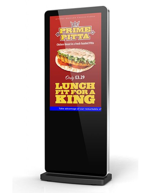 Android-Freestanding-Digital-Poster-shop