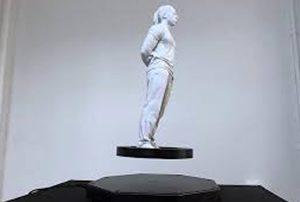 Levitation Art Figures London UK 10