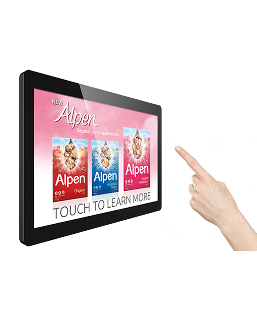 POS Android Touch Screen Advertising Display