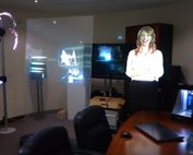 Virtual On show room