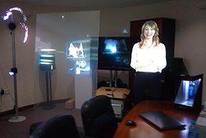 Virtual On show room