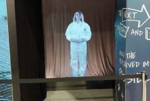 Hologram full human size in Atlanta Georgia US
