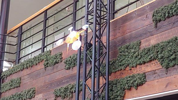 LED Fan display London supplier