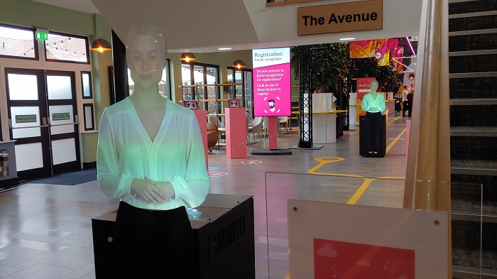 PwC virtual mannequins
