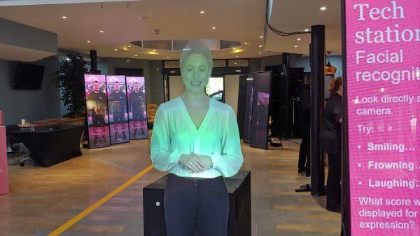 PwC virtual presenter event
