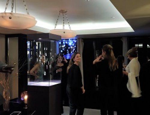LED Fan by Boghossian, Mayfair, London