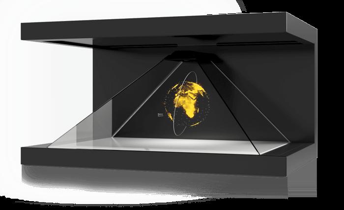 Dreamoc XL hologram
