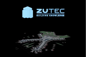 Hologram for Zutec Construction week exhibition