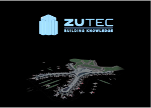 Hologram for Zutec Construction week exhibition