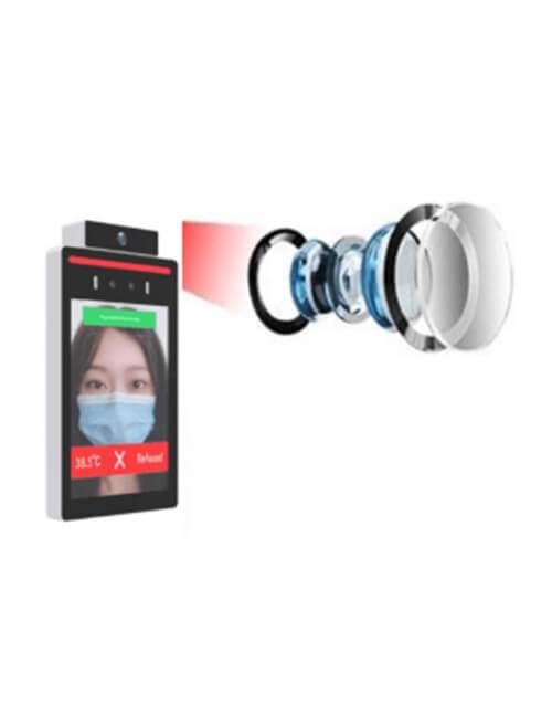Body Temperature Detector Screen Kiosk
