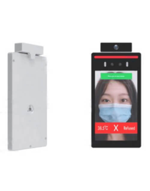 Body Temperature Detector Screen Kiosk