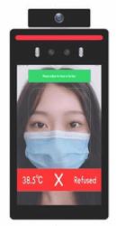 body temperature detector 200x386