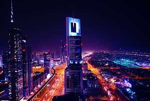 Holographic Projection Dubai