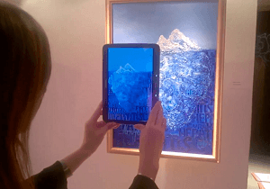 AR for museums